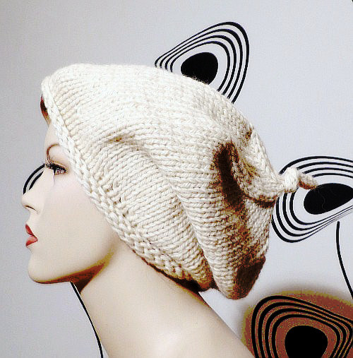 9c21ed49ea1 Belinda Harris-Reid design collection - Cheeky Apple Hat
