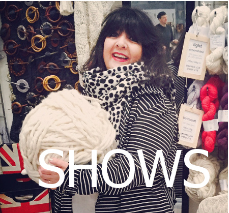 Belinda Harris Reid Hand Knit Design Collection Knitwear